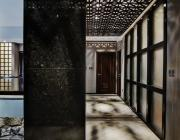 动线安排勾画空间质感 充满格调的奢华别墅