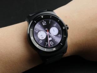 LG G Watch R开箱图赏