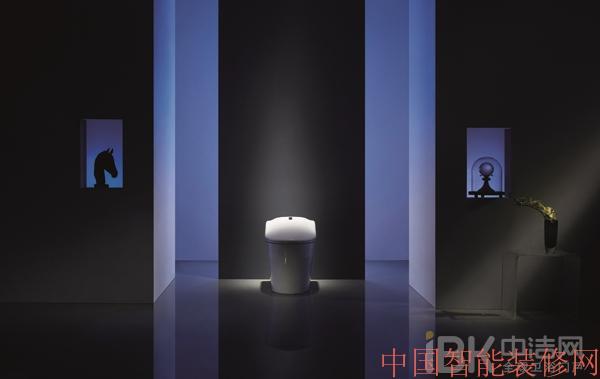 法恩莎卫浴爵系列智能马桶