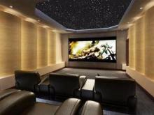 主要承接别墅和会所性质的私人影院工程,提供整体化解决方案。
